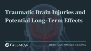 Traumatic Brain Injuries and the Potential Long-Term Effects